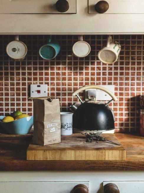 Retro styl kuchyně inpirace