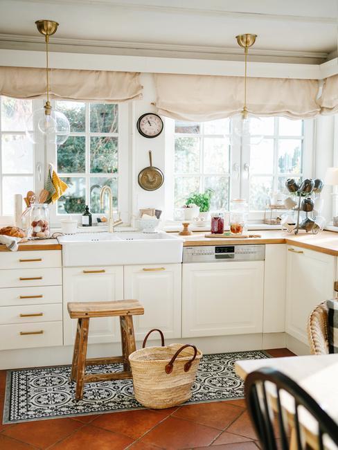 Provensálský-styl-kuchyně