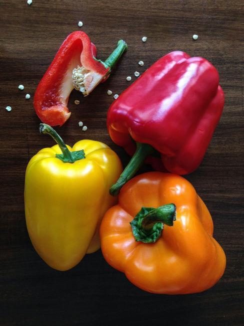 Pěstování papriky na balkoně