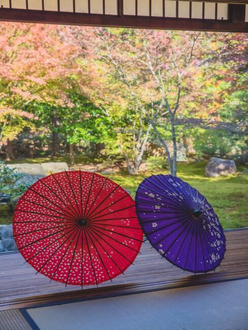 japonská - Venkovní terasy 2