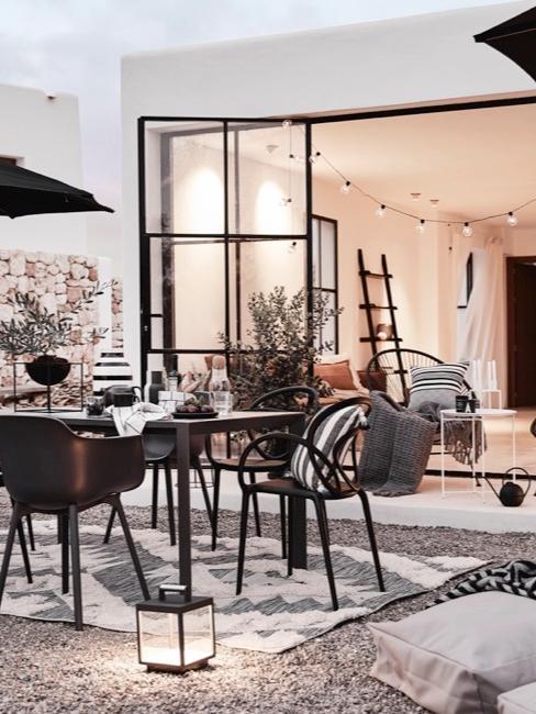 Jak vybrat nábytek na terasu