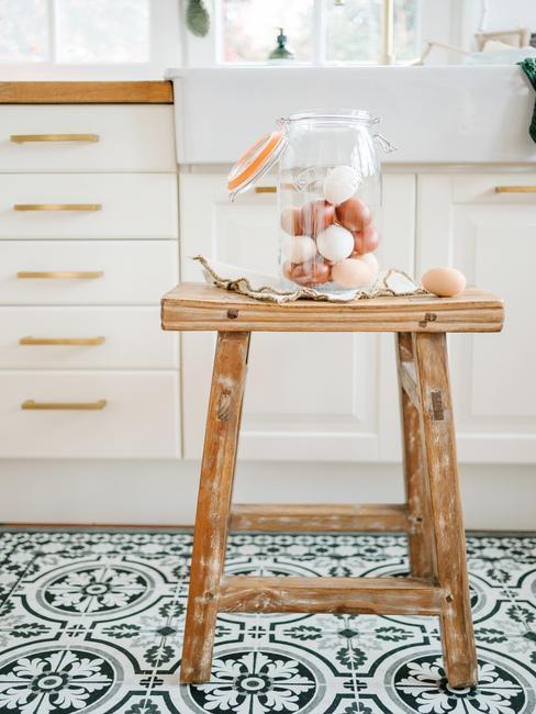stolička do kuchyně