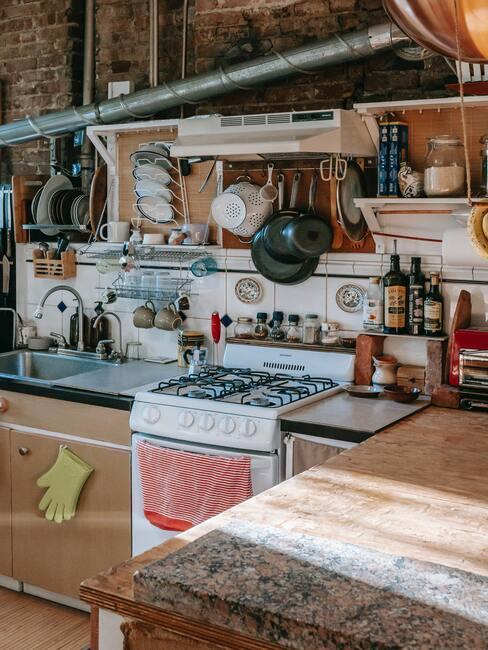 rustikální kuchyně 033