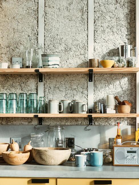 Rustikalni kuchyne