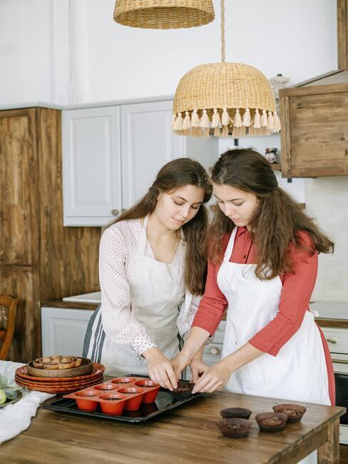 rustikální kuchyně 09