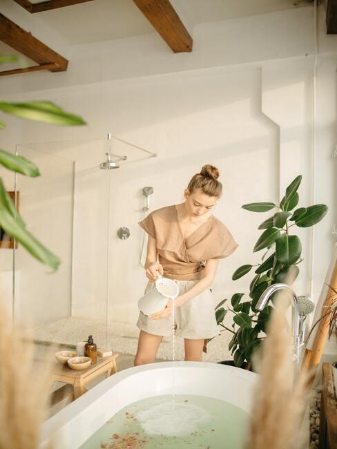 koupelna ve skandinávském stylu 13
