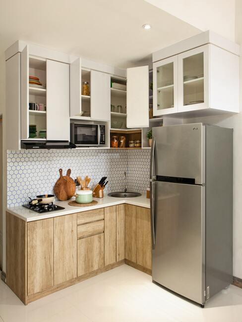 rohové kuchyně inspirace 222