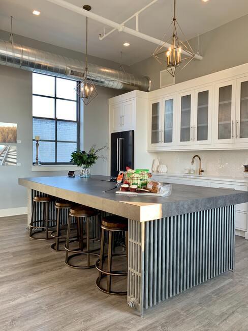 Kuchyně s ostrůvkem inspirace 2021