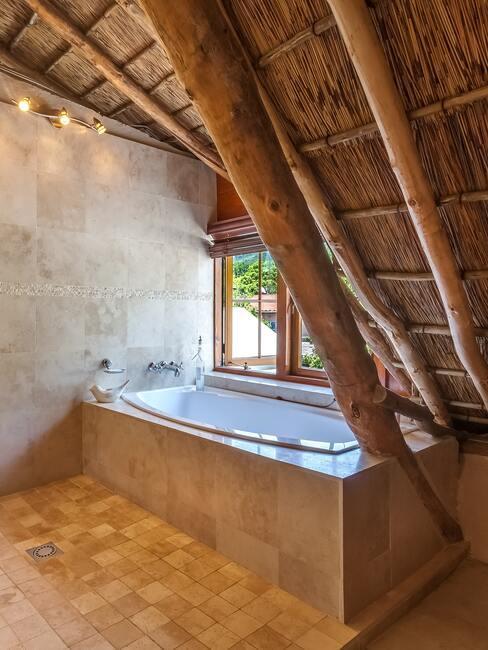 venkovská koupelna