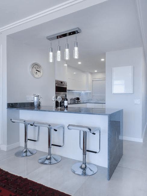 Moderní-kuchyně-s-ostrůvkem