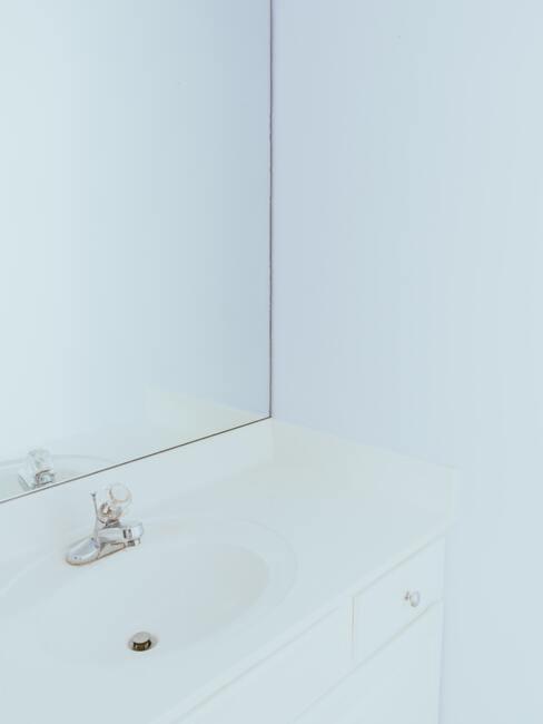 bílá koupelna inspirace
