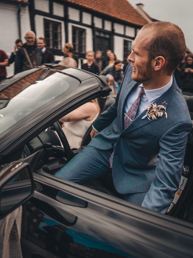 Jak se obléct na podzimní svatbu 2
