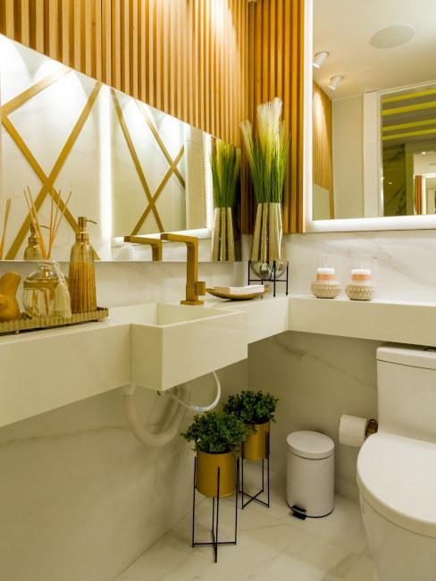Koupelna v přirodním stylu 5