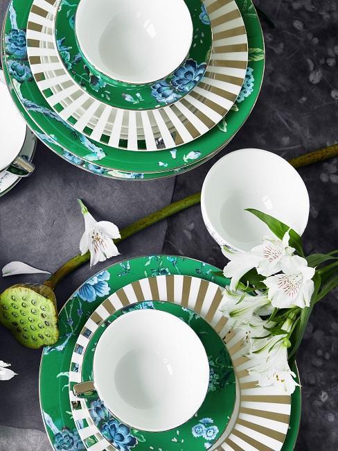 zelena-dekorace-na-svatbu