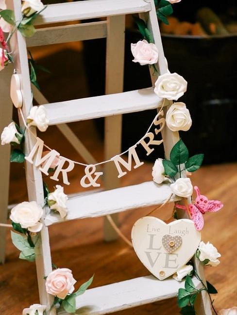 Rustikální svatba