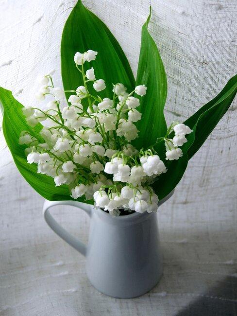 Konvalinky svatebni kytice