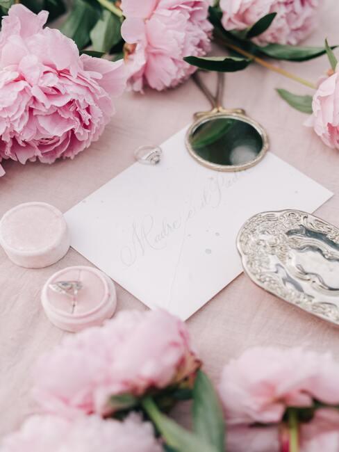 diamantová svatba inspirace