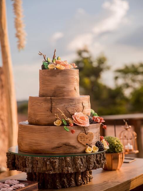 designový dort