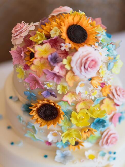 Svatebni dort inspirace
