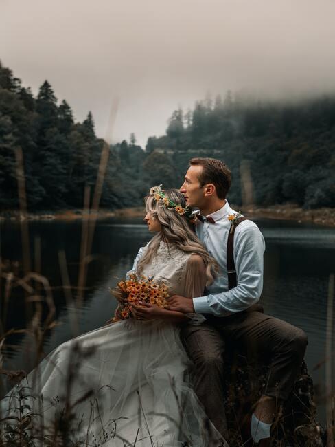 Jak se obléct na podzimní svatbu