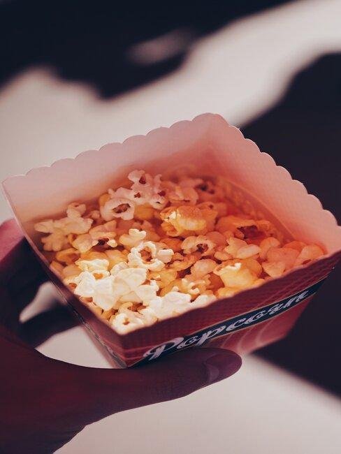 Popcorn je skvělé občerstvení 2