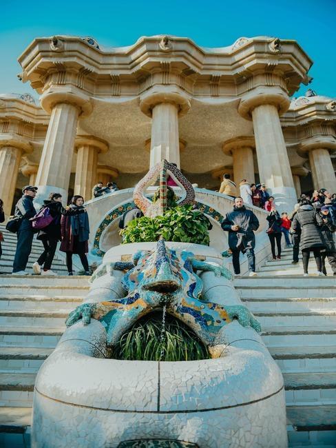Plaza de Cataluña a La Rambla