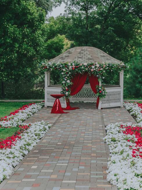 Svatební altán 2