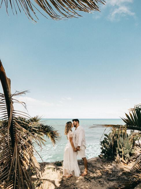Plážová venkovní svatba 2