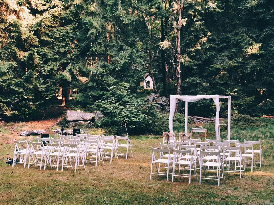 1. Svatba pod širákem v Berouně 2