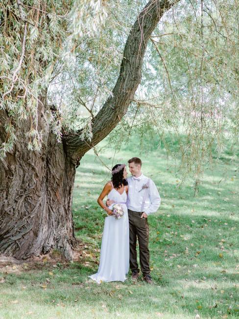 Pavel Zahálka 3 - svatba v lese