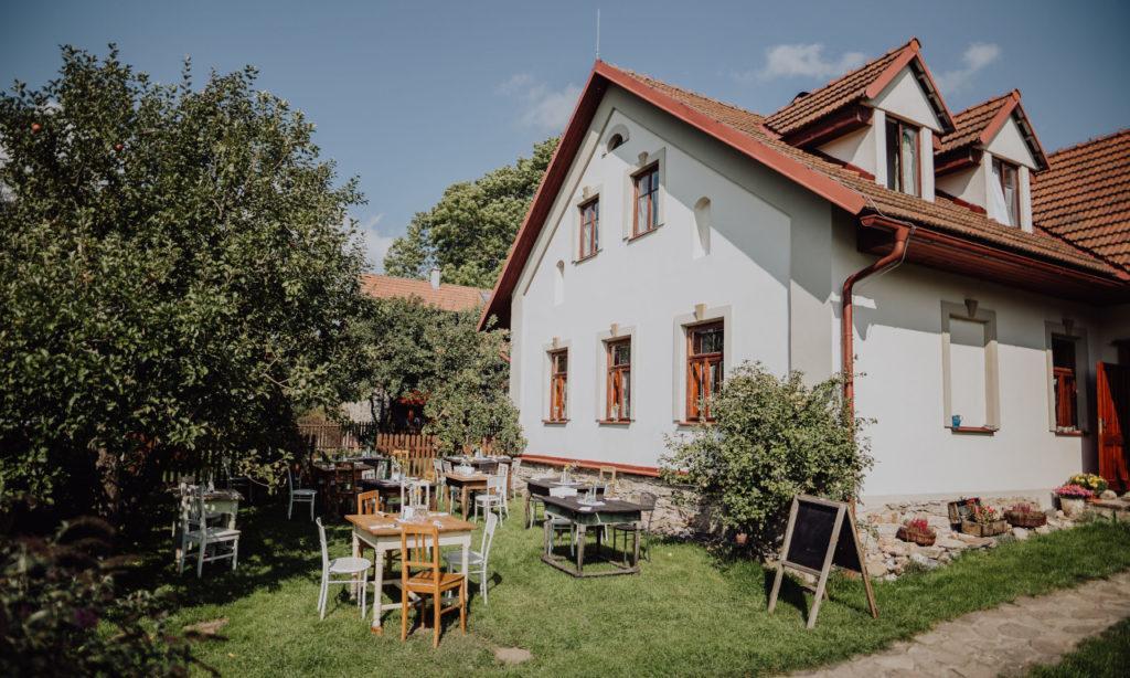 Penzion Na Čechách