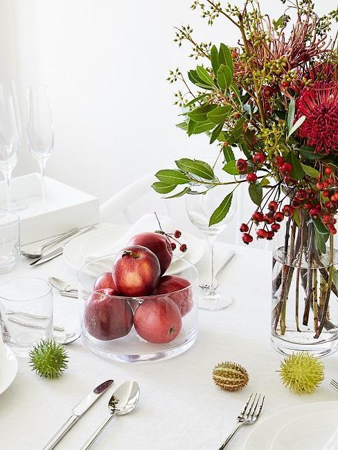 dekorace na stůl podzim 6