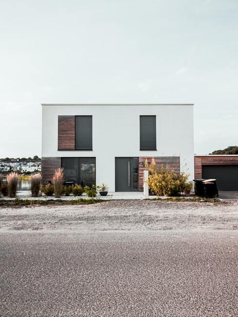 Minimalistický dům2