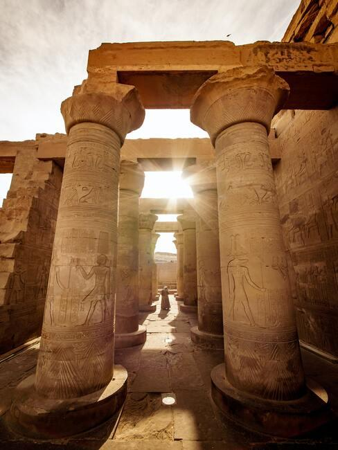 Za teplem do Egypta