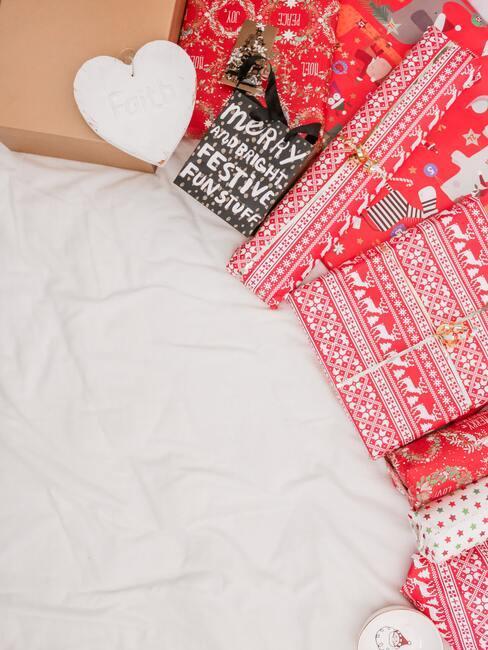 9. Rozkošní sobi na vánočním dárku