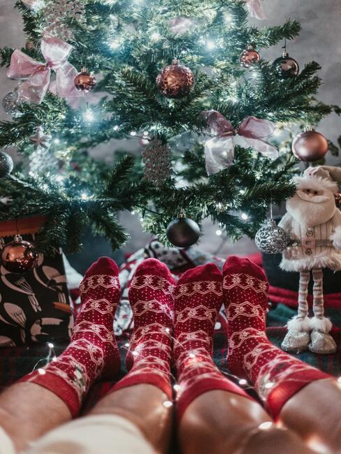 Vánoční ponožky nebo svetr 2