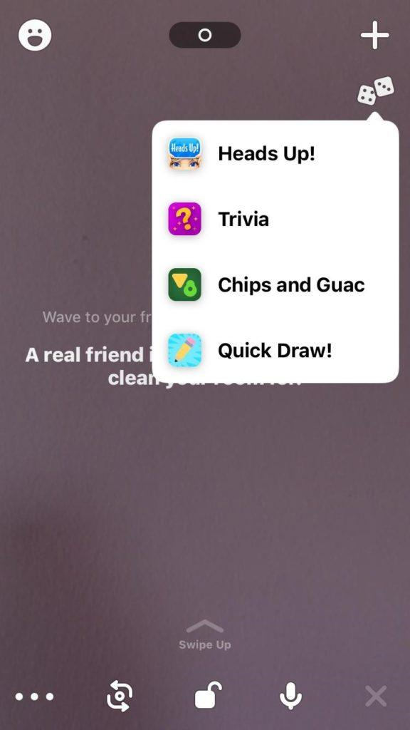 Houseparty App Spiele Anleitung