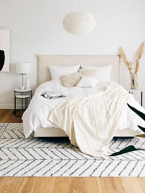 Schlafzimmer maritim in natürlichen Farben