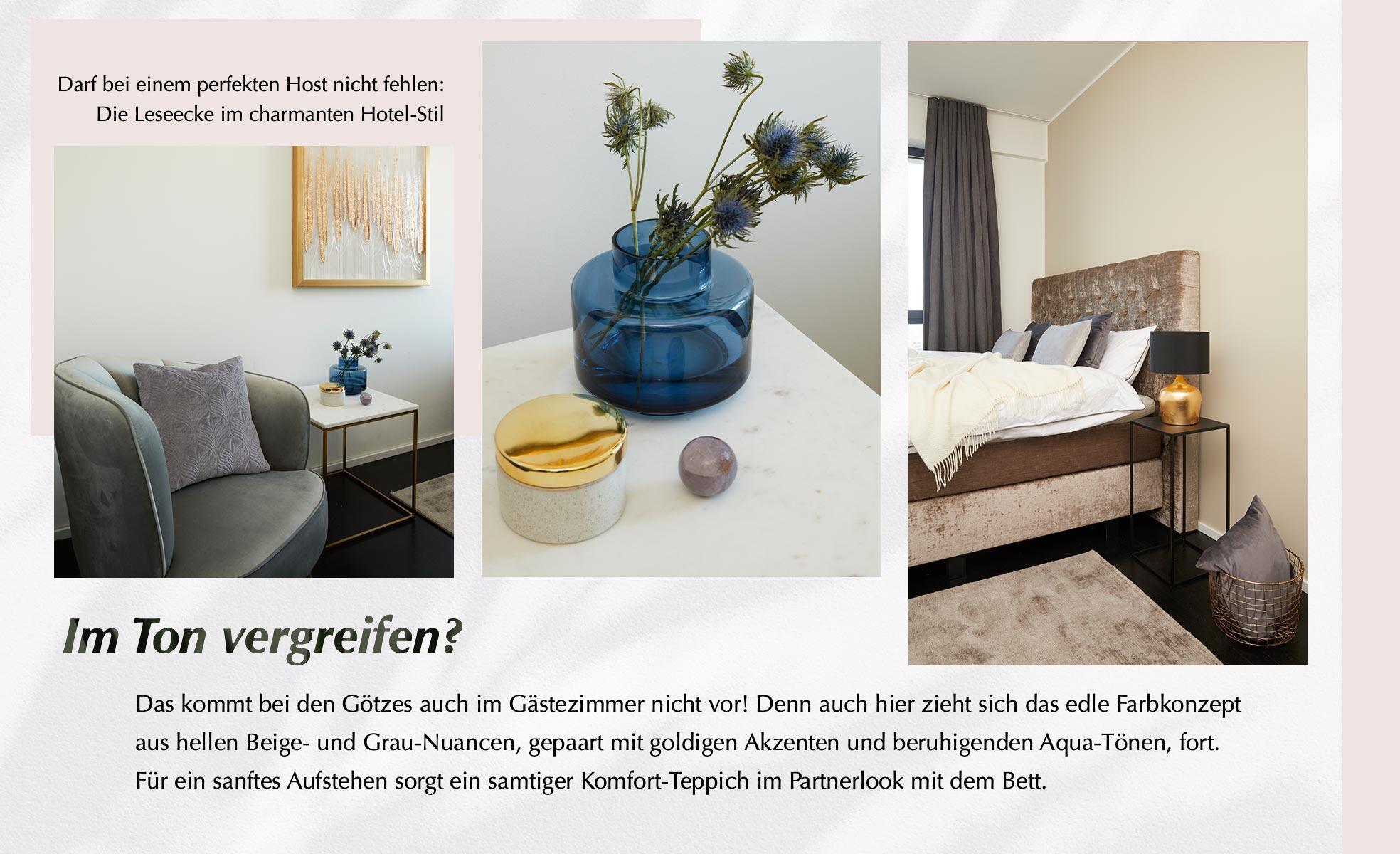 Ann-Kathrin Götze Gästezimmer Greige