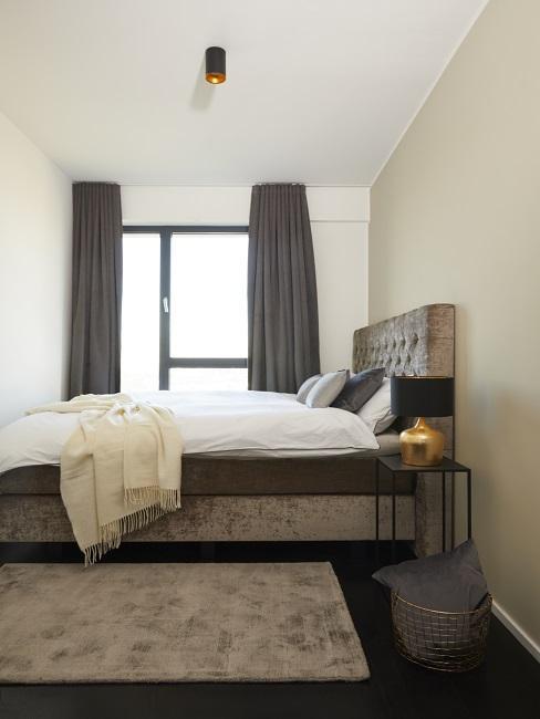 Ann-Kathrin Götze Schlafzimmer Bett