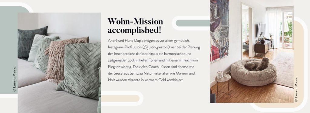 André Hamann Wohnzimmer Bilder Infos