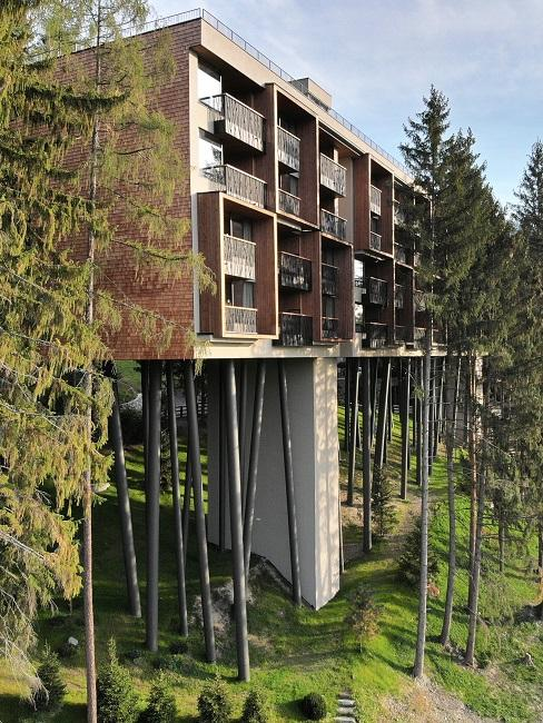 My Arbor Hotel Außenansicht