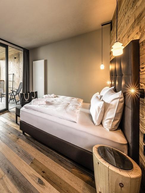my arbor Hotelzimmer Bett