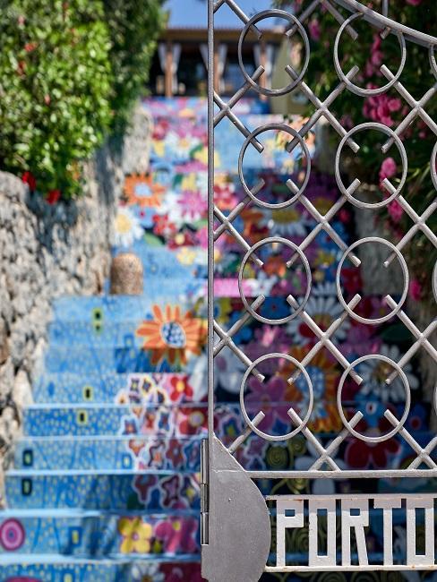 Bikini Island Mallorca Eingang