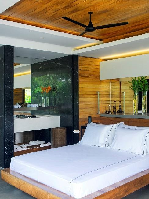 Haritha Villa Schlafzimmer