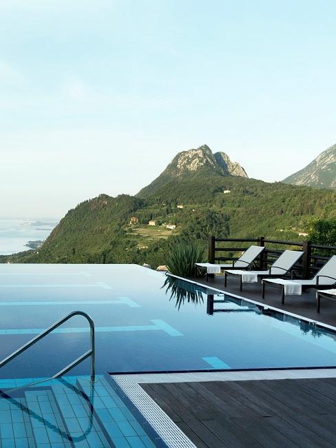 Lefay Spa Gardasee Pool