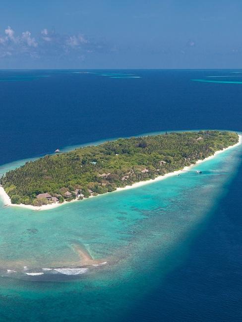 Soneva Fushi Malediven Insel