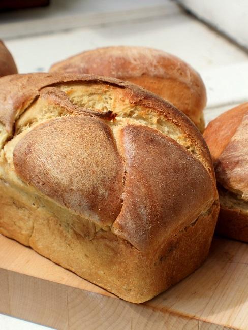 Brot wird leicht von Lebensmittelmotten befallen