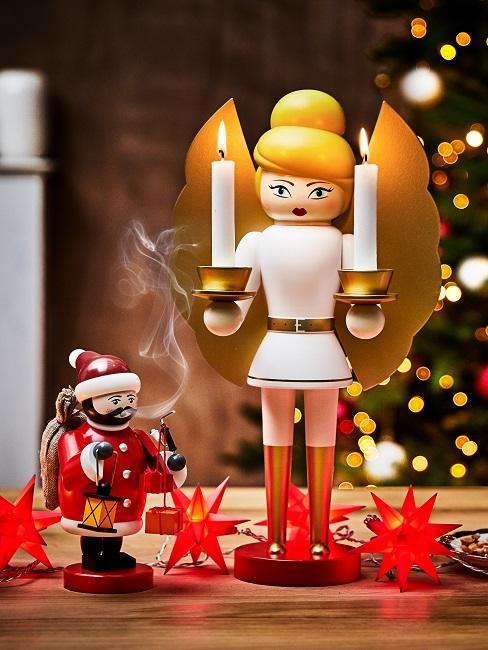 Weihnachtliche Spiel Objekte