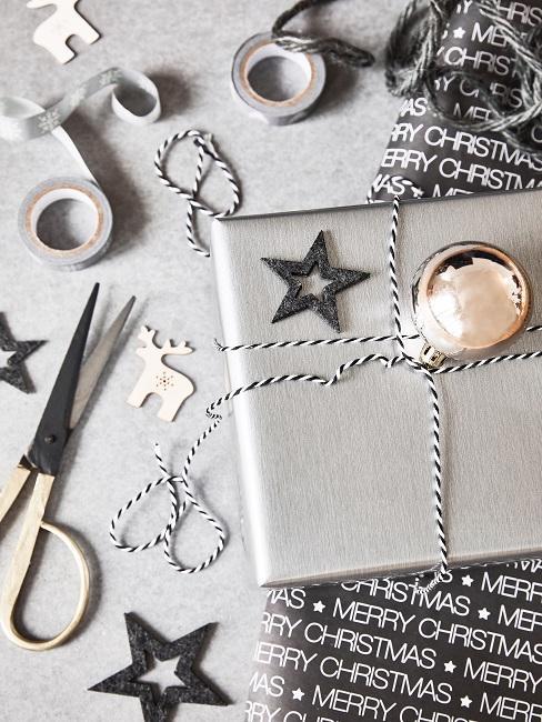 Silber Weihnachtsgeschenk
